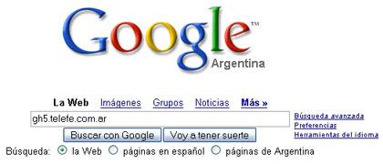 Google = Internet