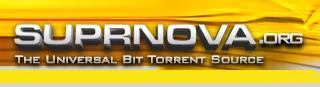 Suprnova logo
