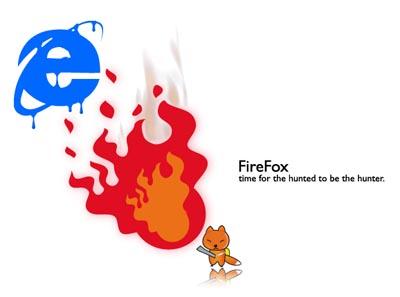 Wallpaper Firefox