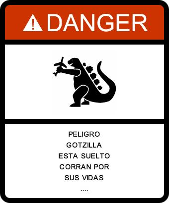 carteles de peligro