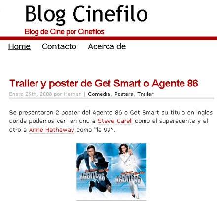 Blog Cinefilo