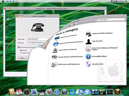 Theme Mac