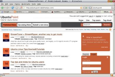 UbuntuPoint