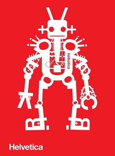 helbotica_helvetica_robot