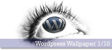 Wordpress Wallpaper 1