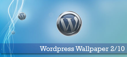Wordpress Wallpaper 2