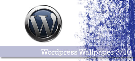 Wordpress Wallpaper 3