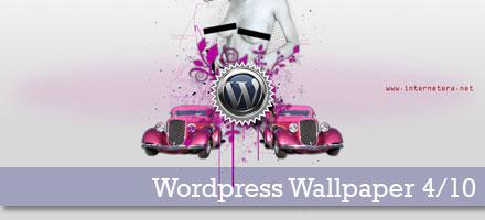 Wordpress Wallpaper 4