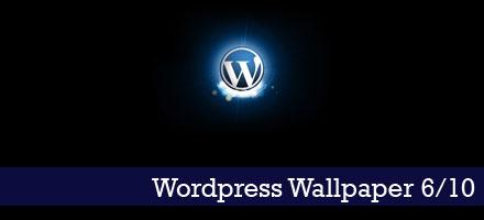 Wordpress Wallpaper 6