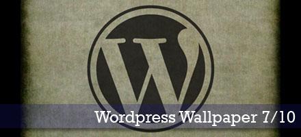 Wordpress Wallpaper 7
