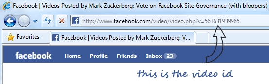 facebook-videoID