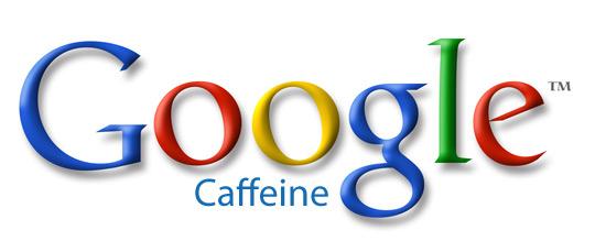 google-caffeine-logo