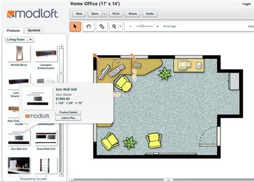 Crea planos de casas con modloft codigo geek for Programa para crear espacios interiores