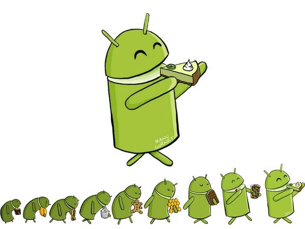 android 5 seria bautizado como key lime pie codigo geek