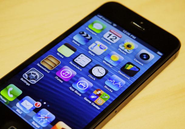 iPhone patentes