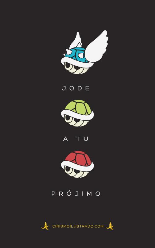 Mario Kart Humor