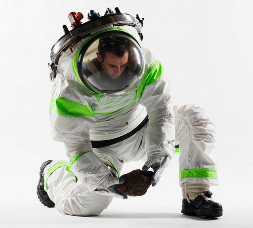 traje espacial Z1