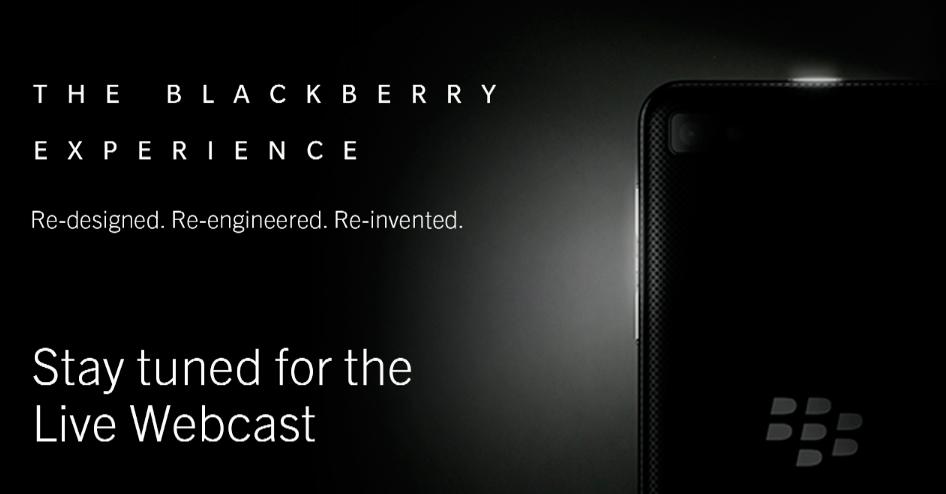 blackberry 10 lanzamiento en vivo