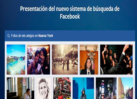busquedas de facebook
