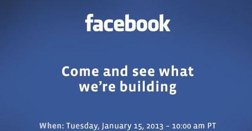 facebook invitacion