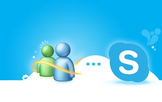 skype reemplaza messenger