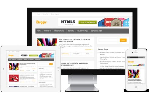 Bloggie-WordPress-Theme