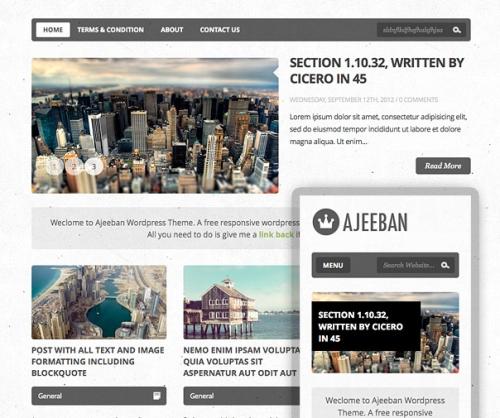ajeeban-responsive-theme