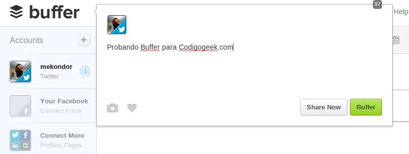 buffer-codigogeek