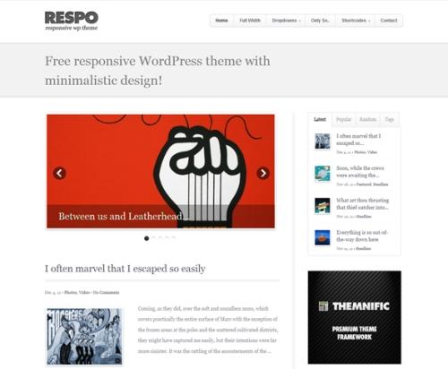 respo-free-wordpress