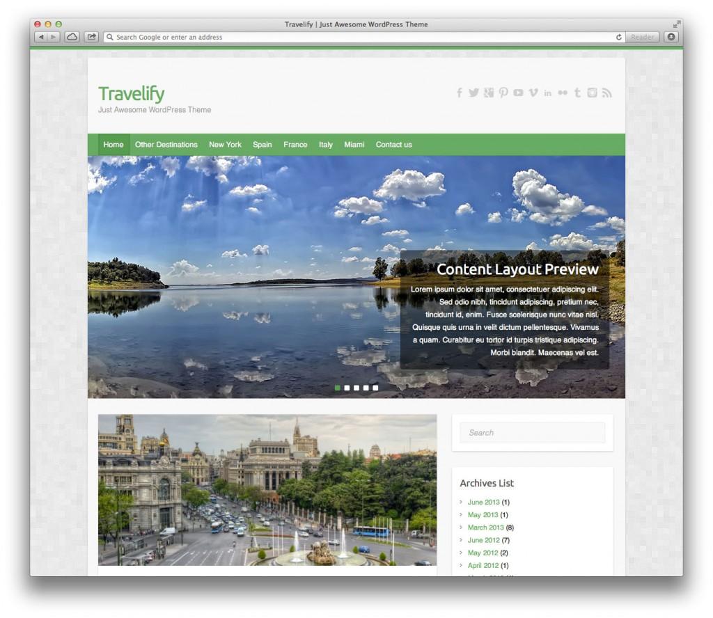 travelify-theme-responsivo
