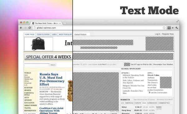 TextMode-codigogeek