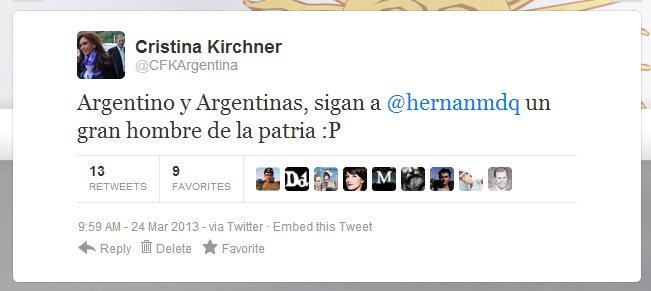 tweet-falso