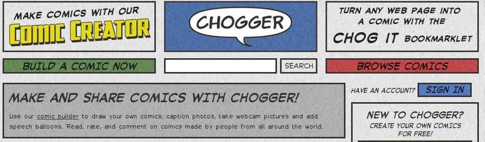 chogger codigogeek