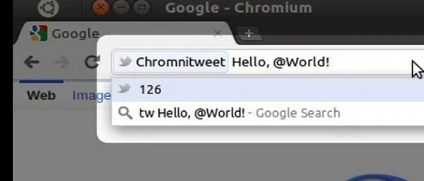 chrome tweet de codigogeek