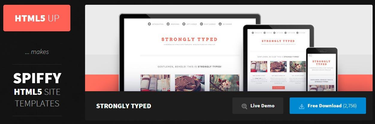 12 Excelentes plantillas responsive en HTML5 y CSS3 | Codigo Geek