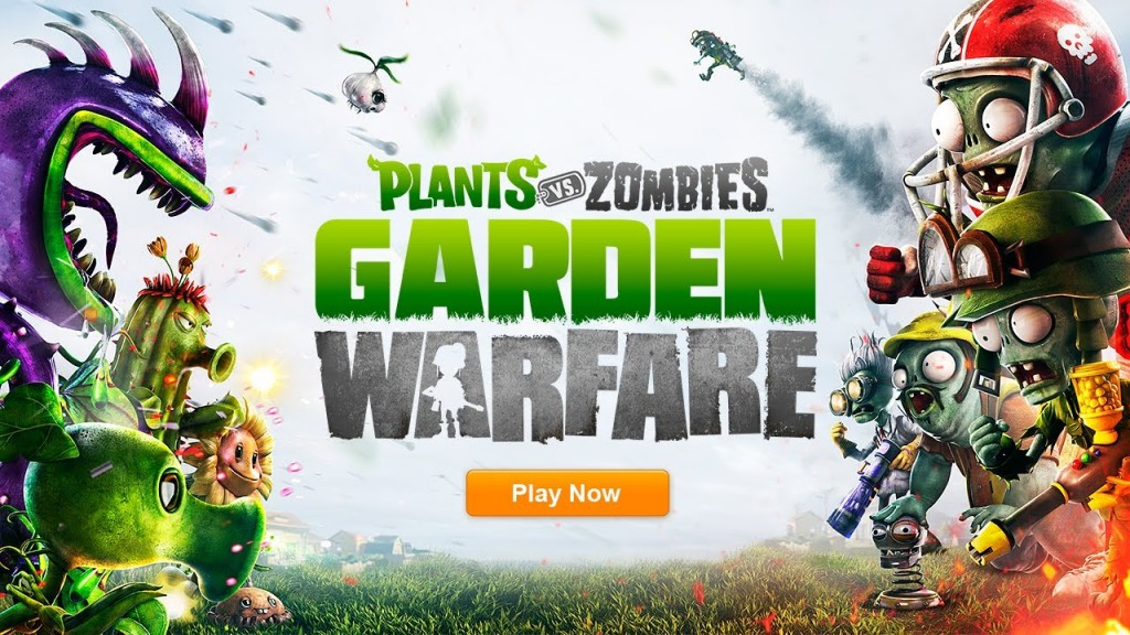 Plants vs Zombies Garden Warfare 00