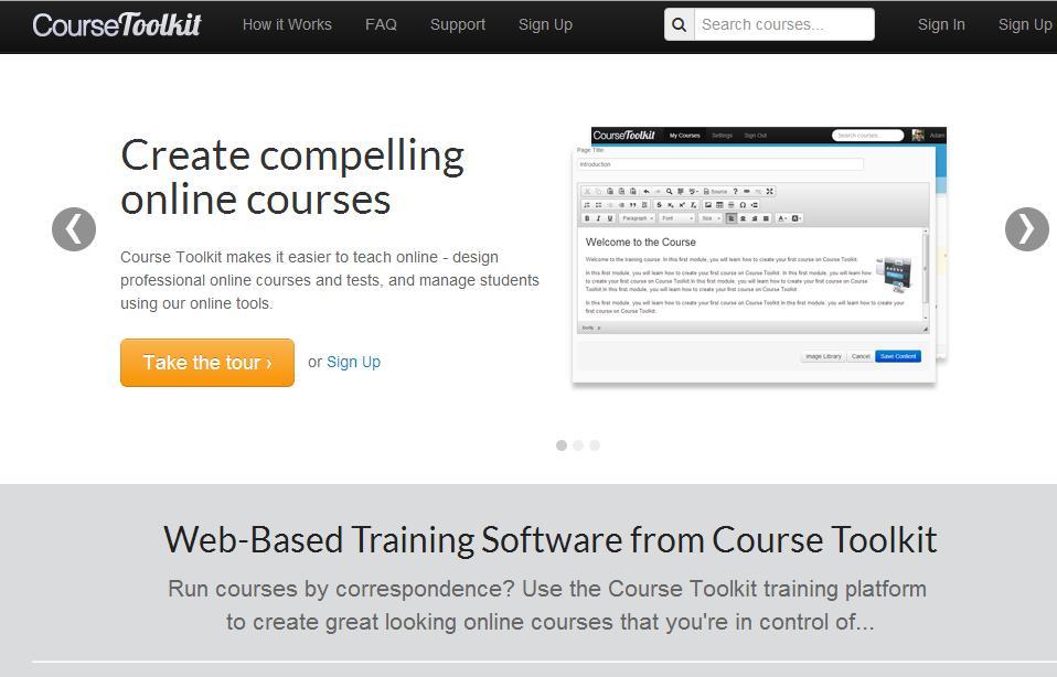 codigo course toolkit