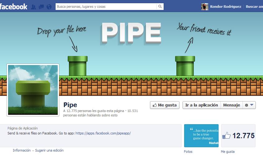 codigo pipe
