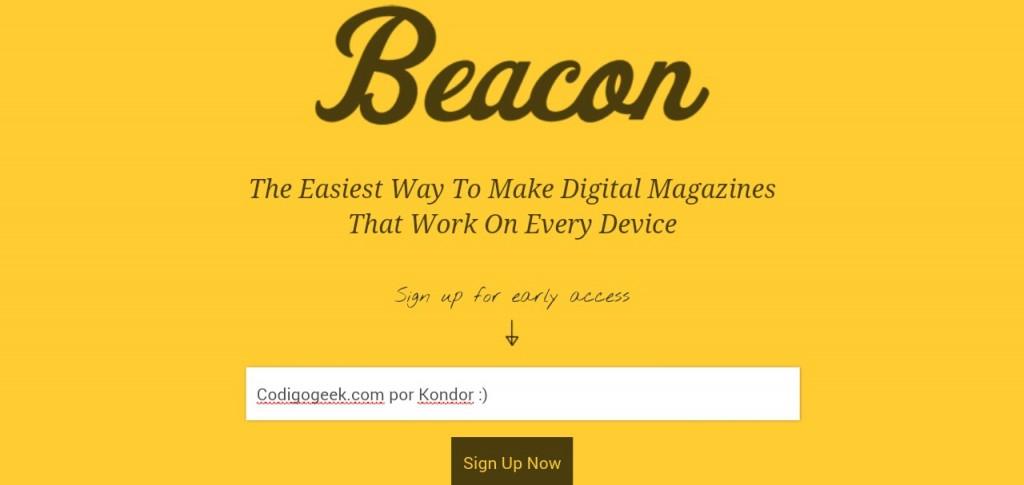 Beacon.by  codigo