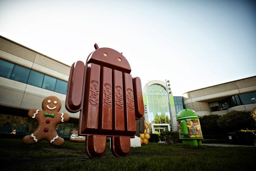 Android KitKat google