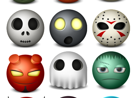 6 iconos