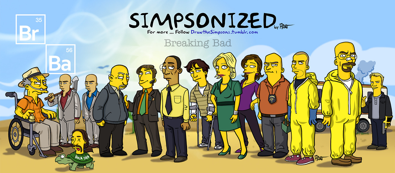 Breaking Bad simsopzinados