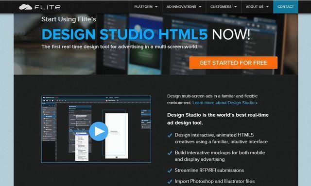 Flite, crear anuncios en HTML5 de forma fácil