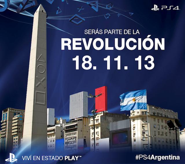 lanzamiento-PS4-Argentina