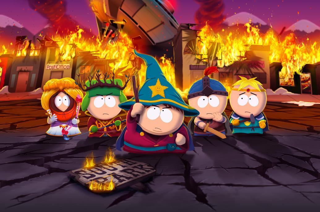 Juego de South Park