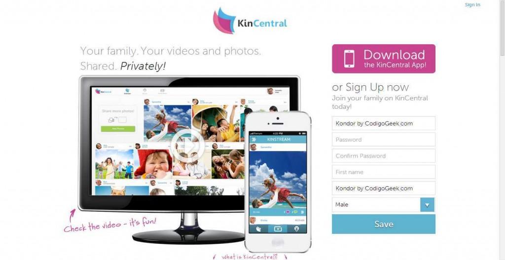kincentral-codigo