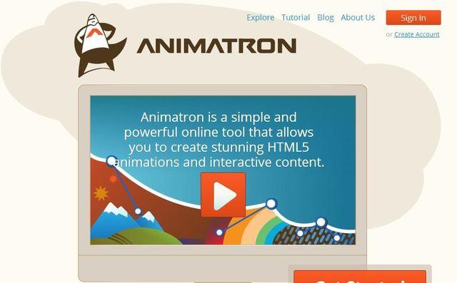 Animatron-cg