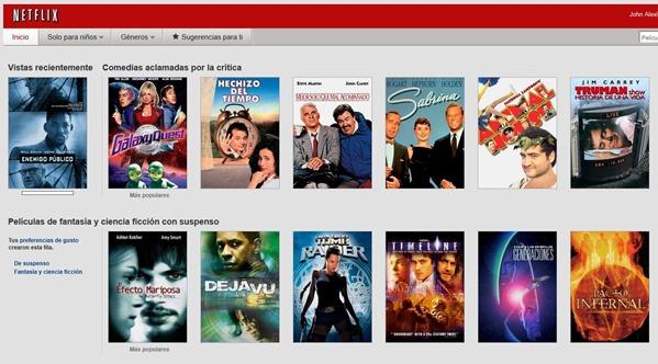 Netflix en Español