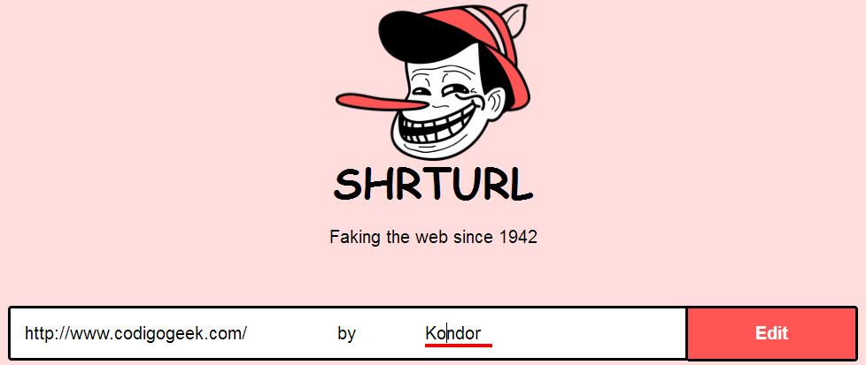SHRTURL-cg