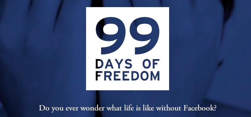99 días sin Facebook